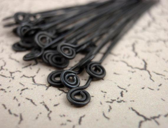 Coil Headpins