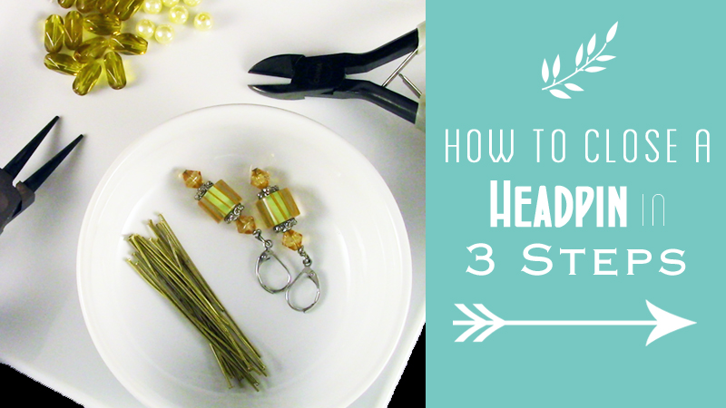 How to Close a Headpin in Three Steps
