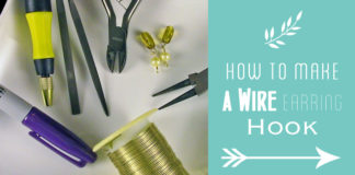 How-to-Make-a-Wire-Earring-Hook
