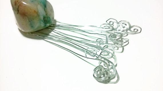 Spiral Headpins