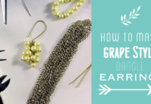 How-to-Make-Grape-Style-Dangle-Earrings