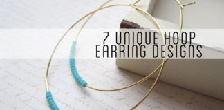 7-Unique-Hoop-Earring-Designs