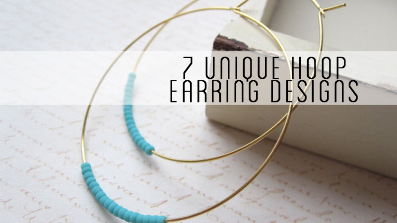 7-Unique-Hoop-Earring-Designs