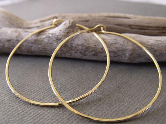 Basic Hoop Earring Design
