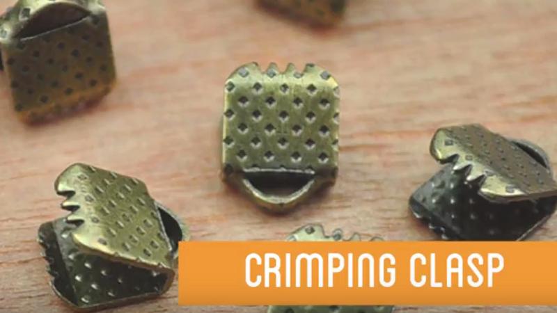 Crimping Clasp