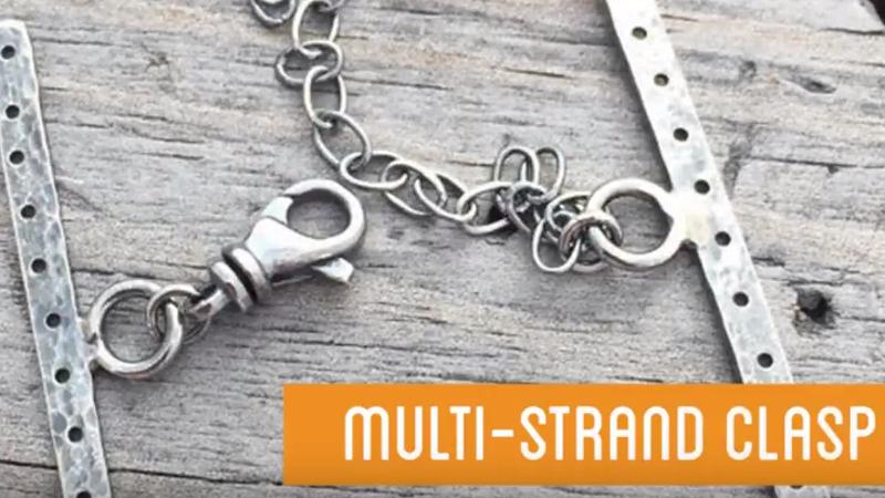 Multi-Strand Clasp
