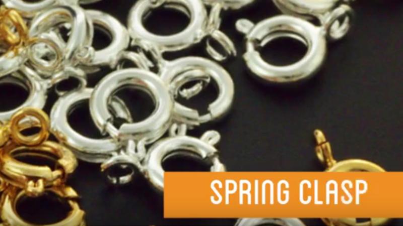 Spring Clasp