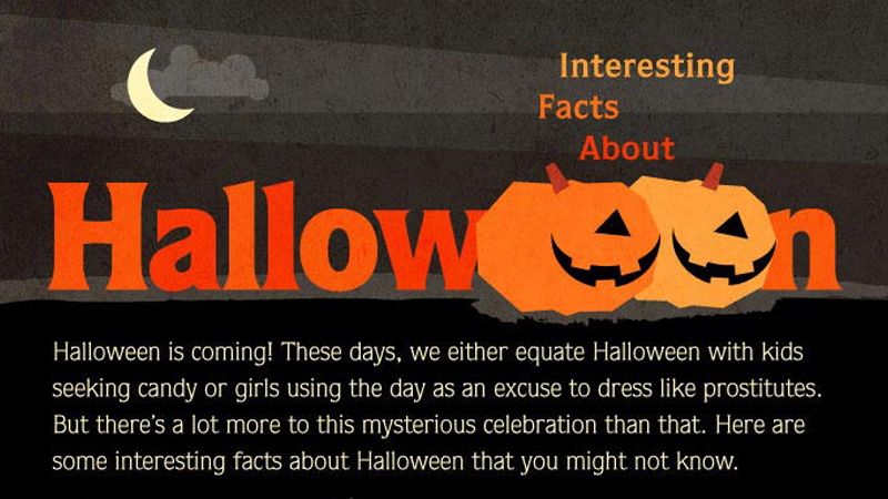19 Incredible Facts About Halloween