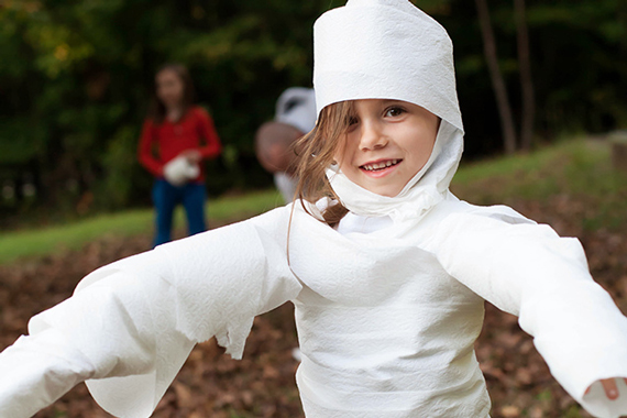 mummy-relay-race