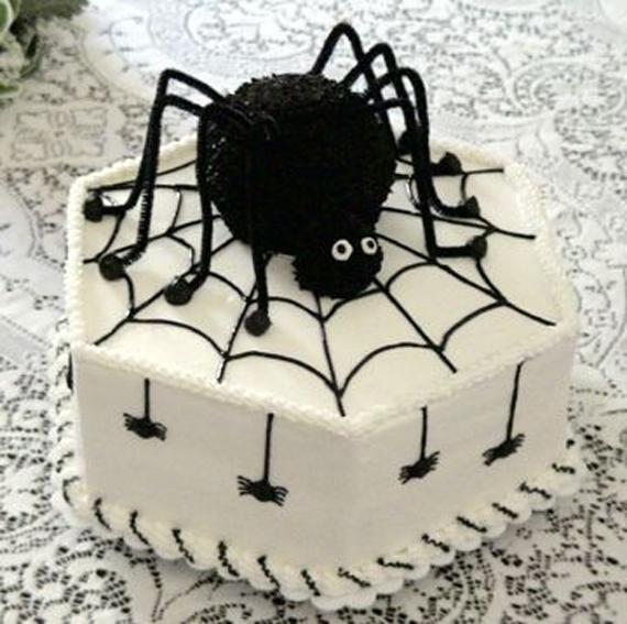 Лет, открытка в виде паука