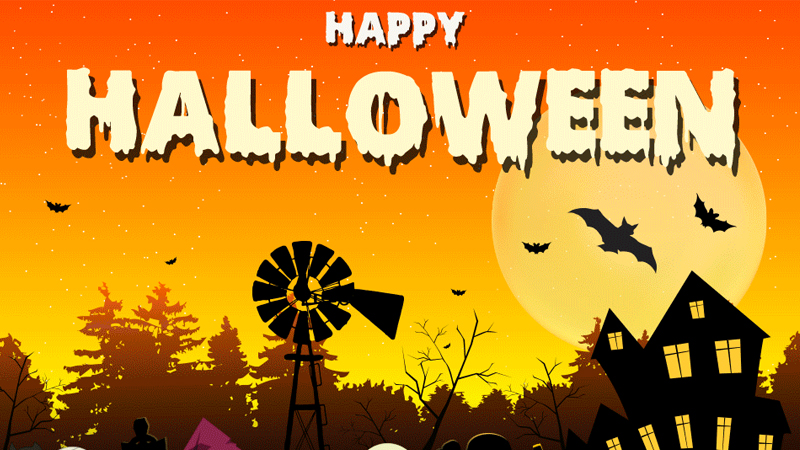 What is the Origin of Halloween? [Infographic]