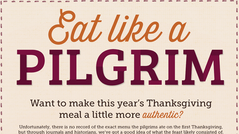 6 Ways to Create an Authentic Thanksgiving Meal