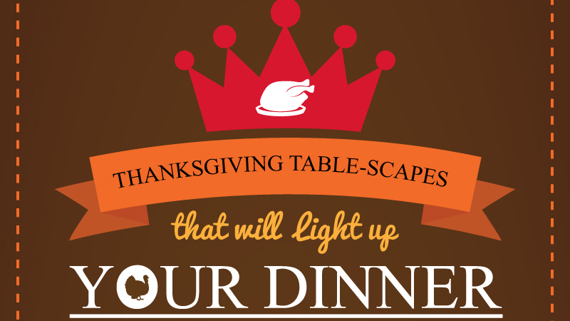 Table Setting Guide for Thanksgiving Dinner