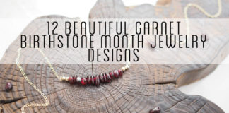 12-Beautiful-Garnet-Birthstone-Month-Jewelry-Designs