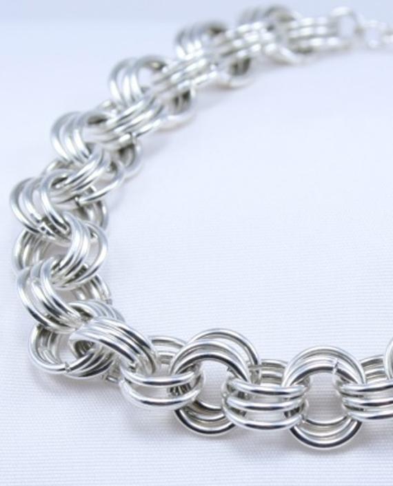 Silver-Bracelet-Jump-Ring-Design