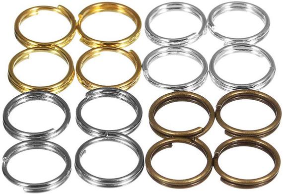 Split-Jump-Rings