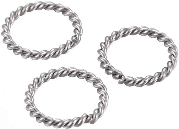 Twisted-Jump-Rings