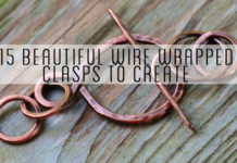 15-Beautiful-Wire-Wrapped-Clasps-to-Create