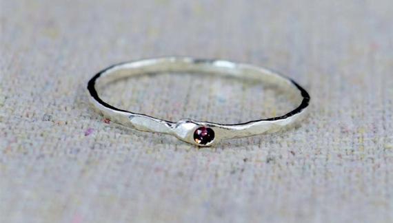 Alexandrite-Freeform-Silver-Ring