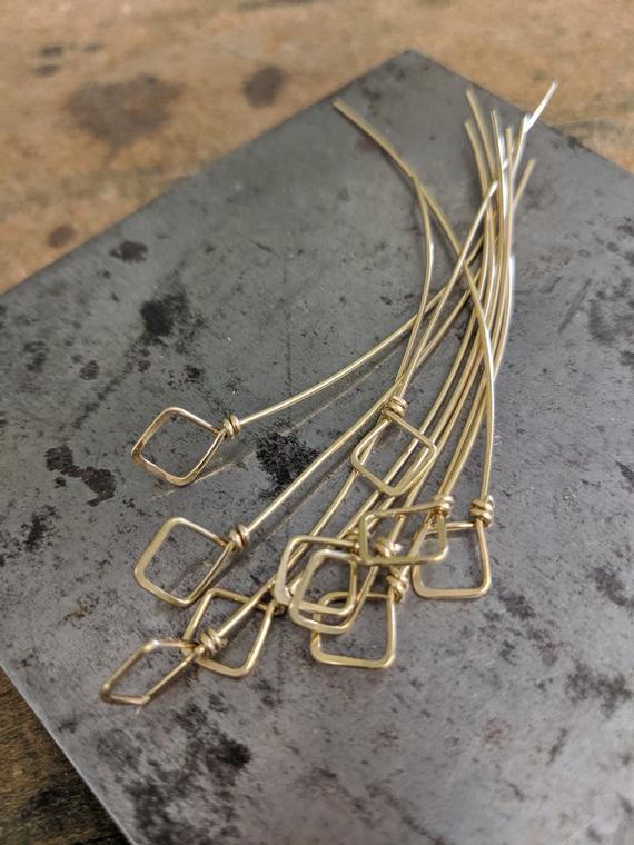 Diamond-Headpins