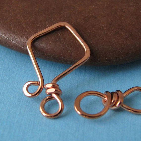 Diamond-Hook-Clasp