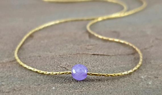 Gold-Chain-Alexandrite-Birthstone-Necklace