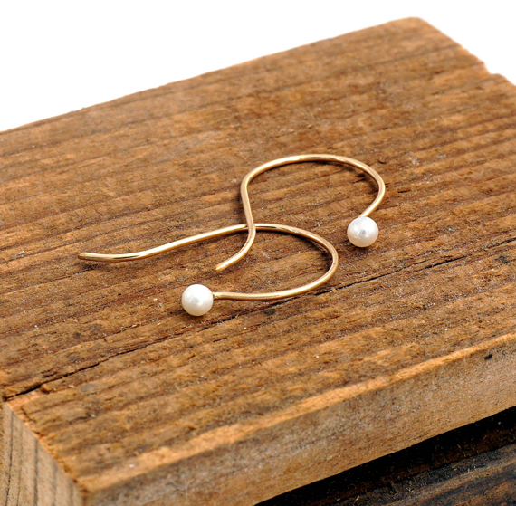 Pearl-Hook-Dangle-Earrings