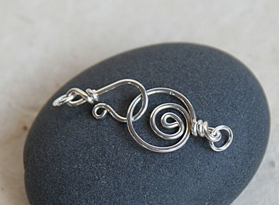 Silver-Spiral-Hook-Clasp