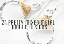 21-Pretty-Mixed-Metal-Earring-Designs