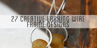 27-Creative-Earring-Wire-Frame-Designs