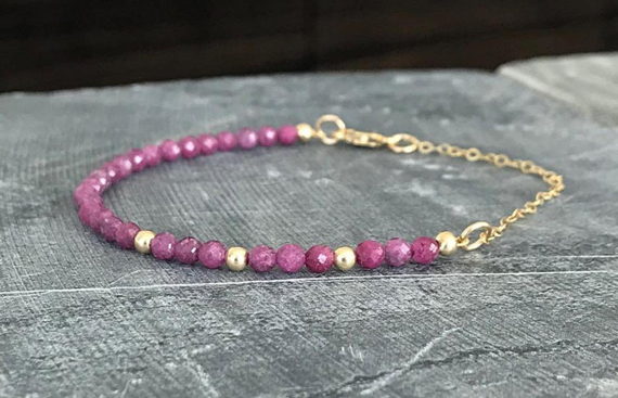 Ruby-and-Gold-Beaded-Birthstone-Bracelet
