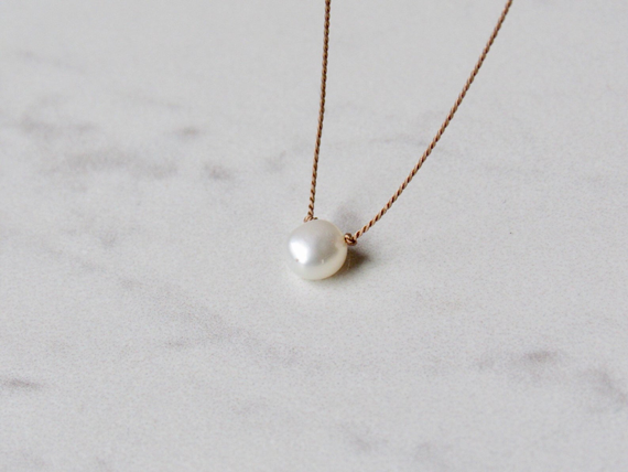 Knotted-Birthstone-Pearl-Necklace