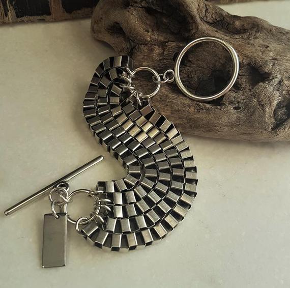 Chunky-Chain-Bracelet