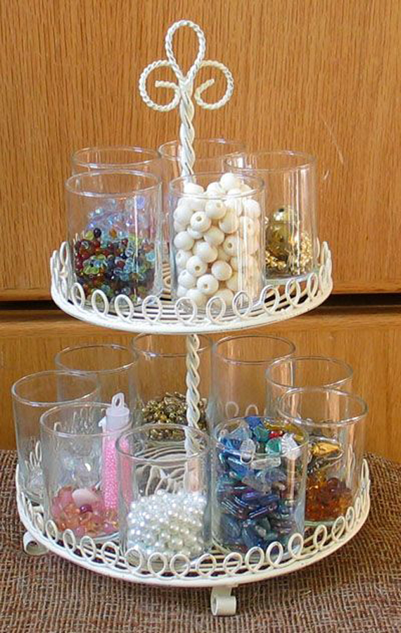Cupcake-Stand-Bead-Storage-Cups