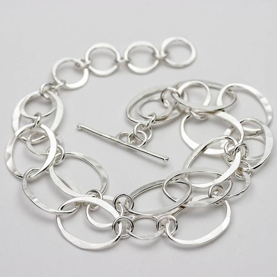 Double-Chain-Chunky-Bracelet