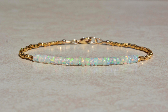 Opal-and-Gold-Beaded-Bracelet